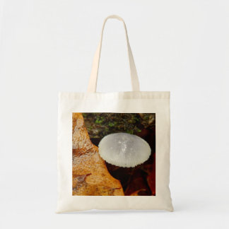 Mycena stylobates Mushroom Tote Bag