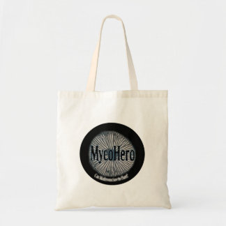 MycoHero - Mycology Mushrooms - Save the Planet Tote Bag