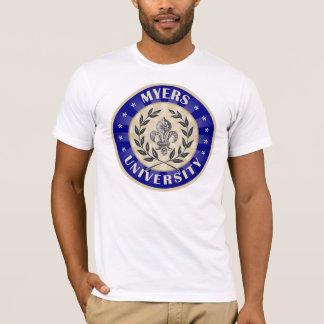Myers University Round T-Shirt