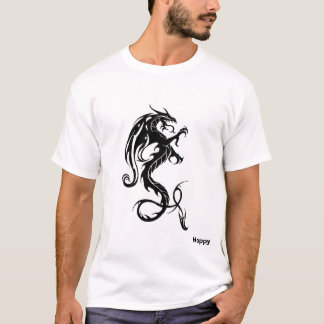 MyFutureChineseDragonTattoo, Hoppy T-Shirt