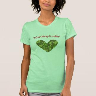 MyHeartBelongs T-shirt