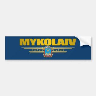 Mykolaiv COA Bumper Sticker