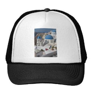 Mykonos Greece Travel Trucker Hats