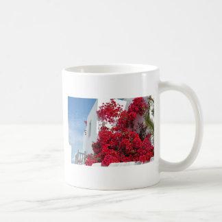 Mykonos houses coffee mug
