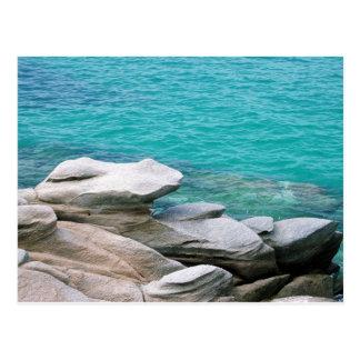 Mykonos Island Photo Colette Guggenheim Postcard