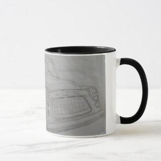 MyndPsyte Sketches Mug2 Mug