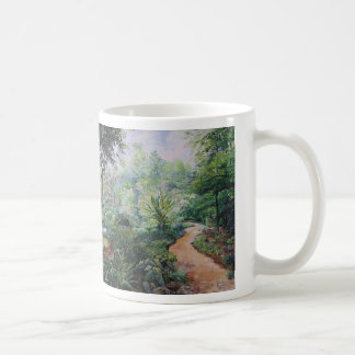 Mynell Gardens Jackson, Ms. By Syl... Coffee Mug