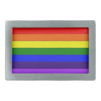 MyPride365 - Rainbow Belt Buckle