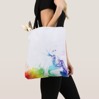 MyPride365 - Rainbow Smoke Tote Bag