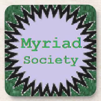 Myriad Society Coaster