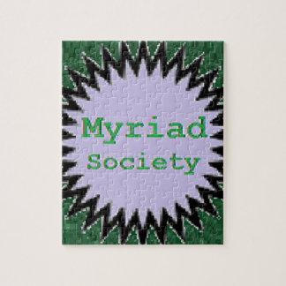 Myriad Society Jigsaw Puzzle