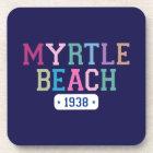 Myrtle Beach 1938 Coaster