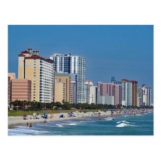 Myrtle Beach 361 Blank Postcard