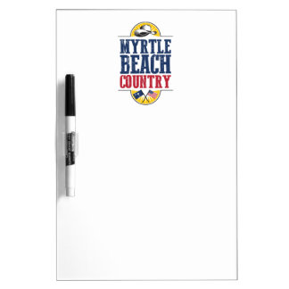 Myrtle Beach Country Dry-Erase Whiteboards