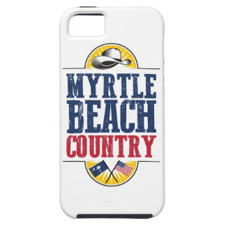 Myrtle Beach Country iPhone 5 Case