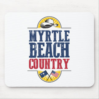 Myrtle Beach Country Mouse Pad