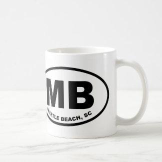 Myrtle Beach MB Coffee Mug