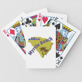Myrtle Beach Poker Deck