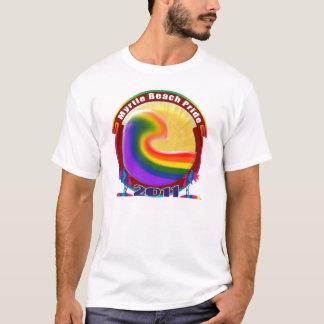 Myrtle Beach Pride 2011 T-Shirt