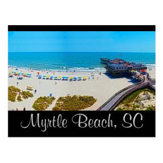 Myrtle Beach SC Postcard