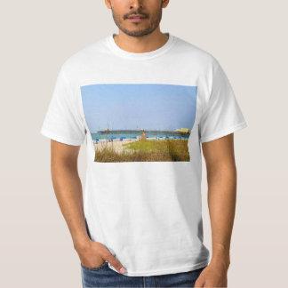 Myrtle Beach scene on T Shirt