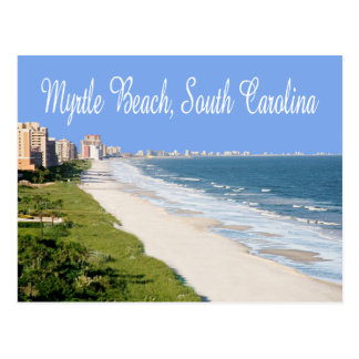 Myrtle Beach, South Carolina Post Card