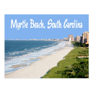 Myrtle Beach, South Carolina Postcard, USA Postcard