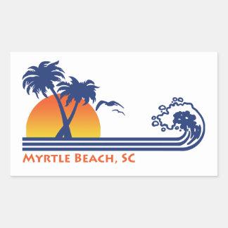 Myrtle Beach South Carolina Sticker