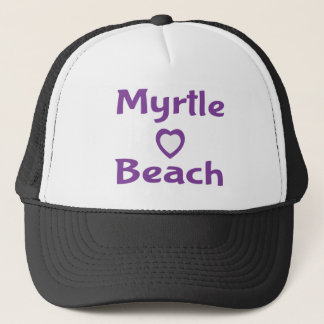 Myrtle Beach South Carolina USA Unite States Trucker Hat