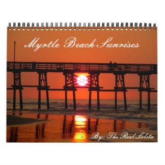 Myrtle Beach Sunrises Calendar