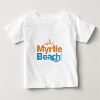 MyrtleBeach.com Logo Baby T-Shirt