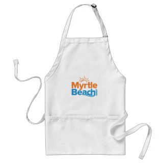 MyrtleBeach.com Logo Standard Apron