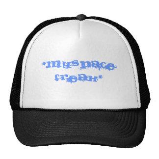Myspace freak trucker hat