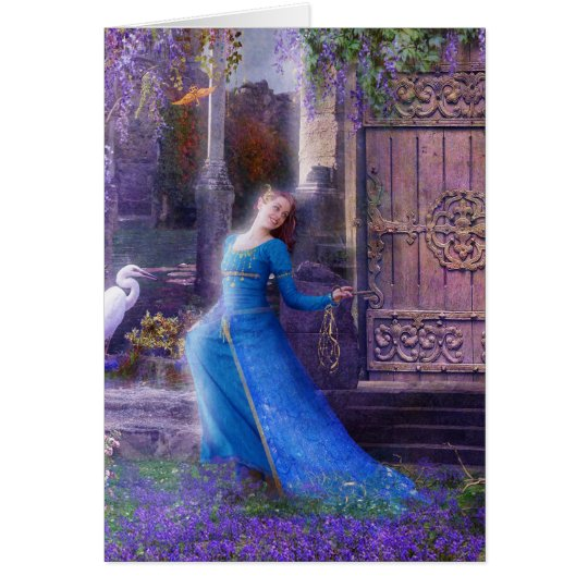 Mysteria Lane Greeting Card