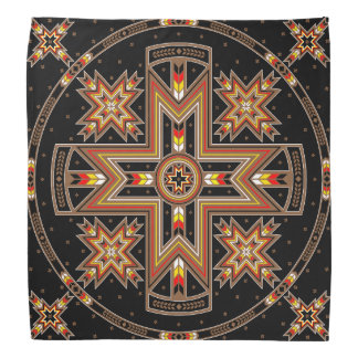 Mysteries of the Stars (Brown) Bandana