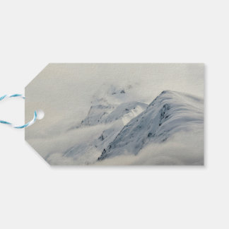Mysterious Chugach Peaks Gift Tags