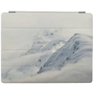 Mysterious Chugach Peaks iPad Cover