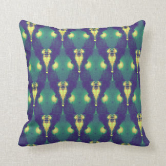 Mysterious Curve Throw Pillow