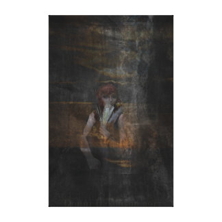 Mysterious Dream Archetype Canvas Print