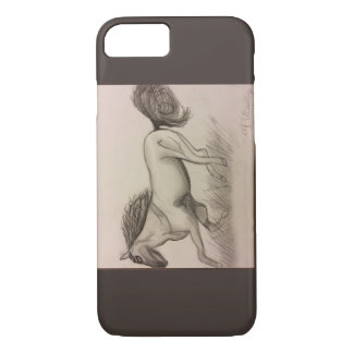 Mysterious Horse iPhone 7 Case