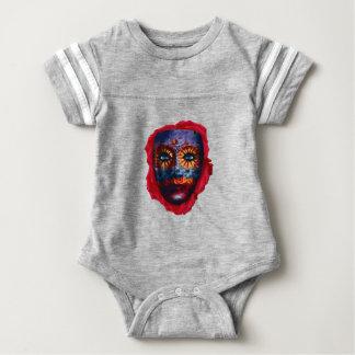 Mysterious mask - Mystery Mask Baby Bodysuit