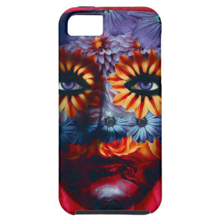 Mysterious mask - Mystery Mask iPhone 5 Covers
