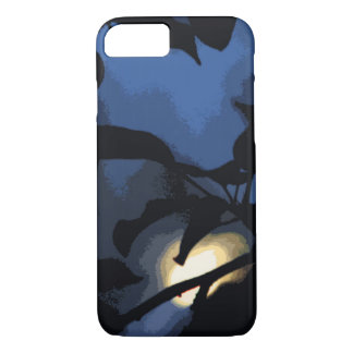 Mysterious Moon iPhone 7 Case
