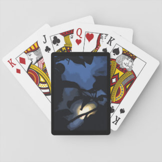 Mysterious Moon Playing Cards