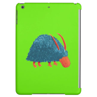 Mysterious shrub-monster case for iPad air