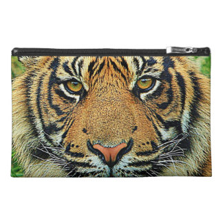 Mysterious Tiger Graphic Travel Accessories Bags