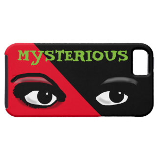 MYSTERIOUS WOMAN'S EYES by SLIPPERYWINDOW Case For The iPhone 5