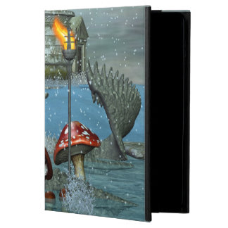 Mystery and Imagination 3D Fantasy ALL HARD CASES iPad Air Cases