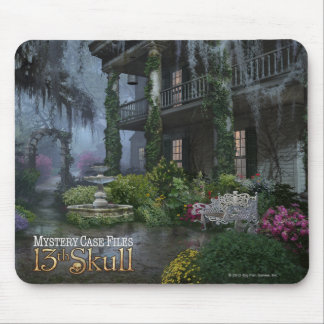 Mystery Case Files: 13th Skull Plantation Mouse Pad