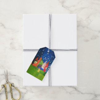Mystery Castle Gift Tags